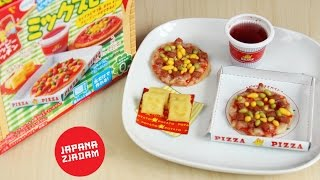 getlinkyoutube.com-Kracie Mix Pizza - JAPANA zjadam #50