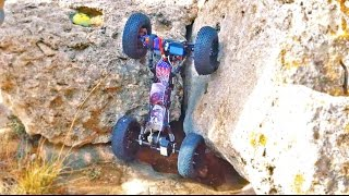 RC Crawler Worlds Final Winning Run 2.2 M - Jake Wright!