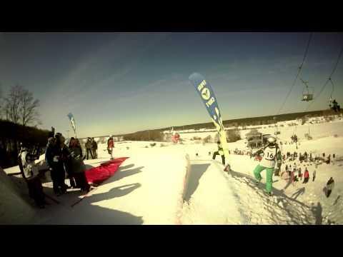 Snowfest в Калуге (2013г)