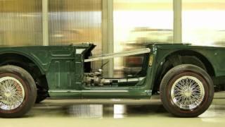 getlinkyoutube.com-1967 Triumph TR 250 full body off restoration (HD photo video)