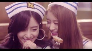 getlinkyoutube.com-T-ara EunYeon So crazy - 은정 지 연 - by Jollie VQueen's