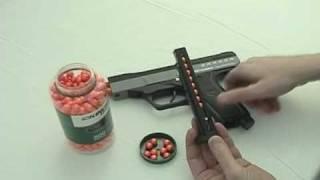 getlinkyoutube.com-Kingman Training ERASER Paintball Pistol
