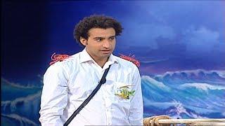 على ربيع ينسى الكلام على خشبة المسرح  ... #تياترو مصر