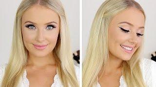 getlinkyoutube.com-Valentine's Day Makeup Tutorial - Soft & Pretty!