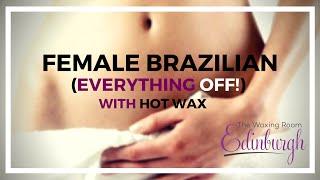 getlinkyoutube.com-Professional Brazilian Wax - No Landing Strip