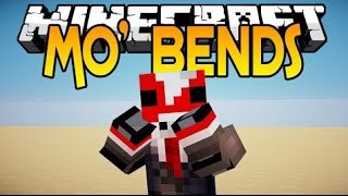 getlinkyoutube.com-Minecraft Mod ท่าทาง - Mo' Bends 1.5.2/1.6.2/1.6.4./1.7.2/1.7.10