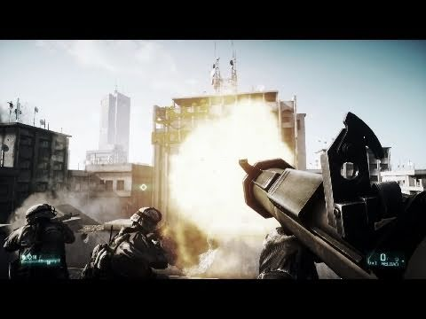 Battlefield 3 - Fault Line Episode 2 Gameplay Preview (2011) BF3 | HD