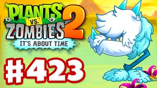getlinkyoutube.com-Plants vs. Zombies 2: It's About Time - Gameplay Walkthrough Part 423 - Cold Snapdragon! (iOS)