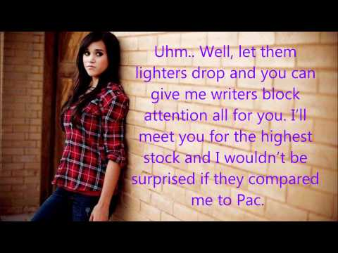 Lighters- Eminem (feat. Bruno Mars & Royce Da 5'9) cover Megan Nicole and DeStorm  (lyrics)