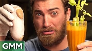 getlinkyoutube.com-Will It Smoothie?  - Taste Test