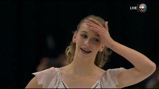 getlinkyoutube.com-2016 U.S. Nationals - Polina Edmunds FS NBC HD
