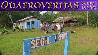 Uepi Solomon Islands   - Getting there.