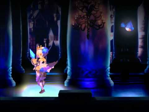 Odin Sphere - Book One - Valkyrie (Gwendolyn) - Chapter 1 - Japanese dub - HD 1080p