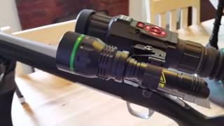 getlinkyoutube.com-First look at the new Laserluchs 5000 LED IR Illuminator