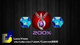 getlinkyoutube.com-Digimon Masters Online : Making Necklace 200%