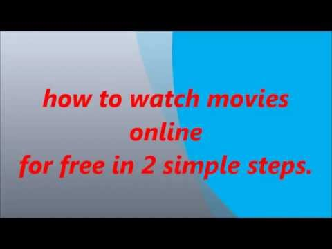 How to watch movies online for free