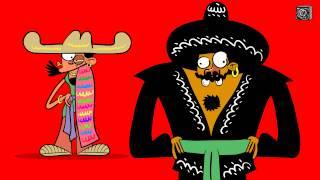 فرقة عوض اليخاندرو في مسلسل مكسيكي