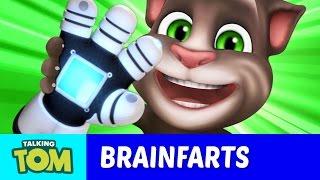 getlinkyoutube.com-Unboxing Glove Phone - Talking Tom's Brainfarts