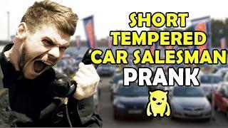 getlinkyoutube.com-Insanely Short Tempered Car Salesman - Ownage Pranks