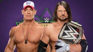 NoDQ Video #1024: AJ Styles' Wrestlemania 34 opponent, rebuilding Finn Balor, more