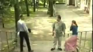 getlinkyoutube.com-رجل لا كالرجال   يدافع عن زوجته بطريقة فريدة