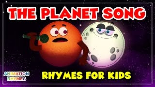 getlinkyoutube.com-The Planet Song Pre School Rhymes For Childern | Ozu Pre School Rhymes For Kids |