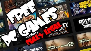 getlinkyoutube.com-HOW TO GET FREE PC GAMES ON Steam Origin And More LEGAL