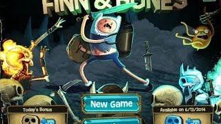 getlinkyoutube.com-Adventure Time - Finn & Bones (어드벤처 타임 핀 앤 본즈)