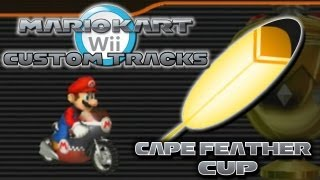 Mario Kart Wii Custom Tracks - Cape Feather Cup
