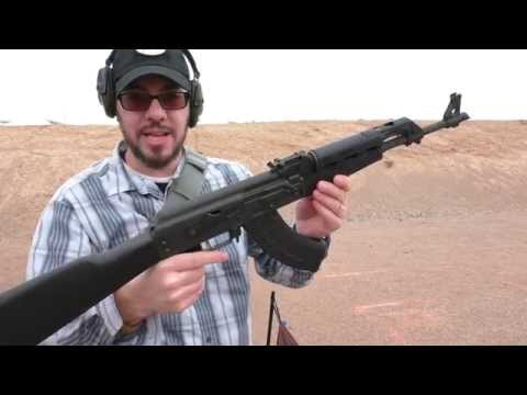 Tac-Con Raptor AK Trigger: SHOT Show 2015