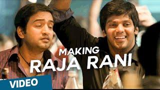 getlinkyoutube.com-Raja Rani | Making of Hey Baby
