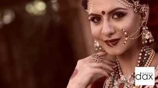 getlinkyoutube.com-Wedding Makeup with Marsala Colors by Dax Hair & Beauty