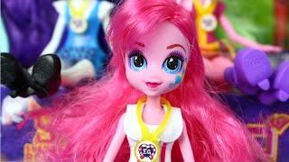 getlinkyoutube.com-My Little Pony - Pinkie Pie - Friendship Games / Igrzyska Przyjaźni - Equestria Girls - B2015