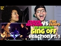 Conor Maynard VS The Vamps - Shape Of You Sing OffEd Sheeran Reaction Pt.1