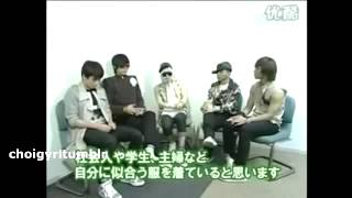 Big Bang's Seungri & TOP Funny Moments (ENGSUB)