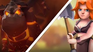 getlinkyoutube.com-TH9 Govalalo Strategy | Valkyries + Lavaloon | Clash Of Clans