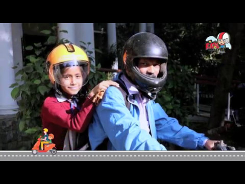 A successful campaign for safer roads for children by ICICI Lombard #RideToSafety