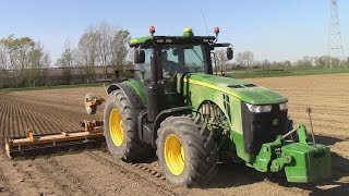 getlinkyoutube.com-John Deere 8310R + Big Alpego 8M - Team Garavelli