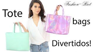getlinkyoutube.com-DIY Haz un Bolso para el regreso a clases (Tote Bag)   Fashion Riot