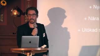 Miljö- och energipolitik som drivkraft för innovationer - Niclas Berglund