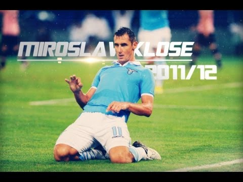 Miroslav Klose: &quot;Veni Vidi Vici&quot; - Goals &amp; Skills 2011/12 - HD
