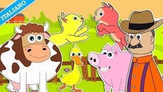 getlinkyoutube.com-Nella Vecchia Fattoria - Canzoni per bambini di Hooplakidz Italiano   Nursery Rhymes for Kids