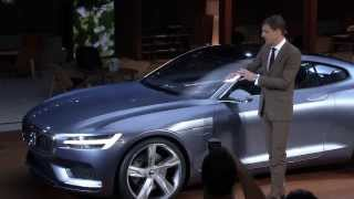 getlinkyoutube.com-Volvo Press Conference at IAA 2013 | AutoMotoTV