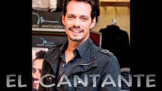 getlinkyoutube.com-Marc Anthony - El Cantante Mix