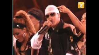 getlinkyoutube.com-Daddy Yankee, Rompe, Festival de Viña 2006