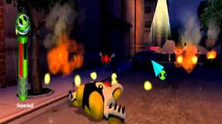 getlinkyoutube.com-Ben 10 Alien Force: Vilgax Attacks - Bellwood [Part 1]