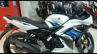 getlinkyoutube.com-r15-S vs r15 v2 - Compare! Is the single seat worth it? | Yamaha