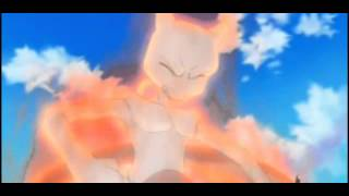 getlinkyoutube.com-Pokémon 16th Movie - FINAL SCENE - Pikachu KILLS Mewtwo & Mew!!