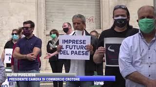 CROTONE L'EMERGENZA COVID RISCHIA DI SGRETOLARE LA NOSTRA ECONOMIA