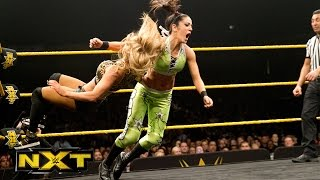 getlinkyoutube.com-Bayley vs. Carmella – NXT Women's Championship Match: WWE NXT, Feb. 10, 2016